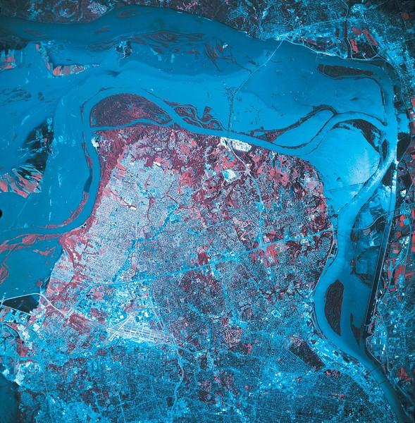 Satellite Image II No.  42-27701618