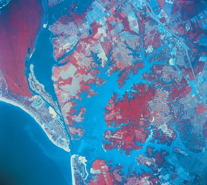 Satellite Image II No.  42-27520522