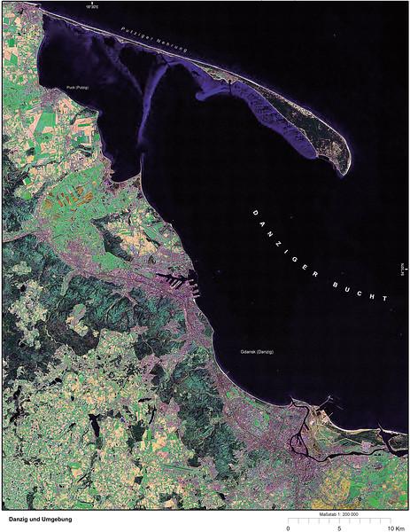 Satellite Image II No.  4150