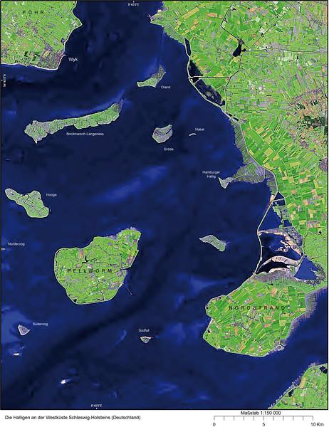 Satellite Image II No.  4153