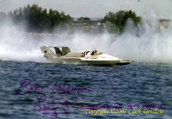 Unlimited Hydroplanes (Scans)