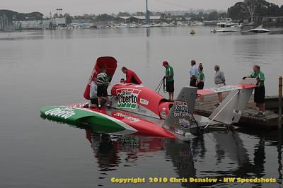 2010 San Diego - Friday
