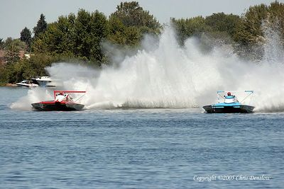 Unlimited Hydroplanes