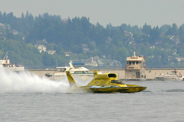 Chevrolet Cup at Seafair 2007 Seattle