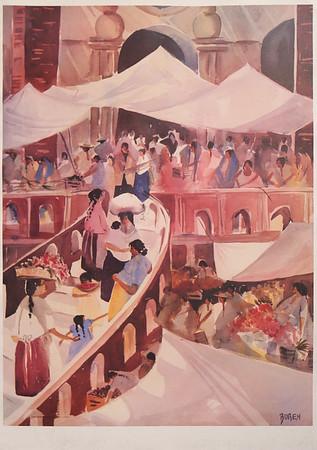 El Mercado 18x25