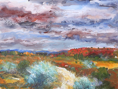 Cloudy_Morning_New_Mexico_18x24_wc