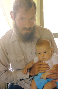 Baby Girl with Daddy