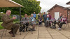 Family Gathering at The Lord Moreton, Chirk. 30 05 2015