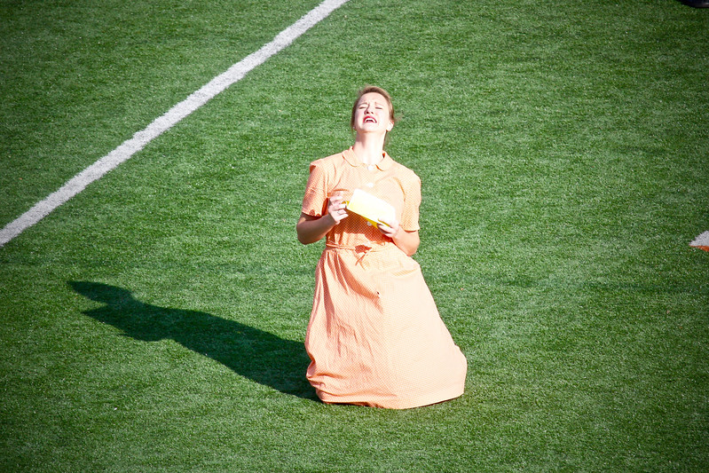 """Halftime Show 2015, """"The Price"""""""