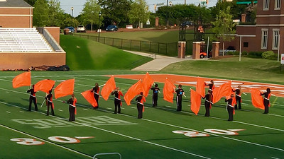 Color Guard 2015