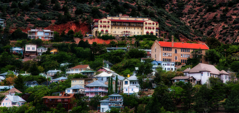 "Jerome--Arizona Highways Magazine featured ""Friday Fotos"""