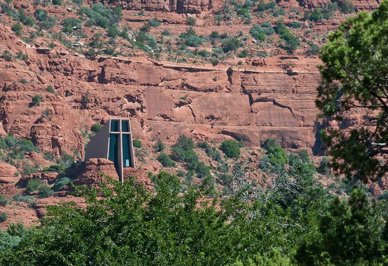 Chapel at Sedona, Arizona