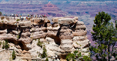 Grand Canyon, near Mather Point