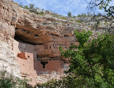 Montezuma Castle, Camp Verde Arizona
