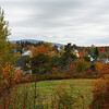View from the deck October 18th