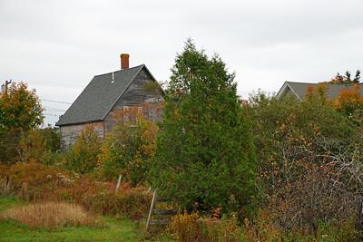 House next door adjoining property