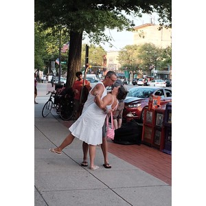 Stranger #2 of 100 - Julie and Philip