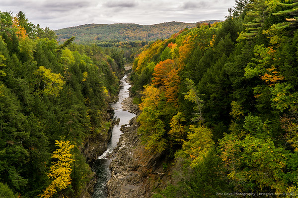 Queechee Gorge s-1