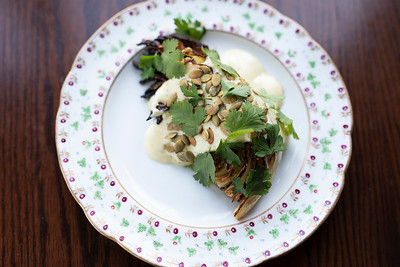 Charred Cabbage