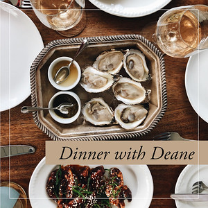 Link in bio: https://www.deanehouse.com/events-calendar/2020/2/5/dinner-with-deane