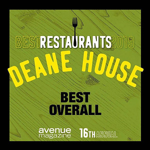 2019 - Calgary's Best Restaurants