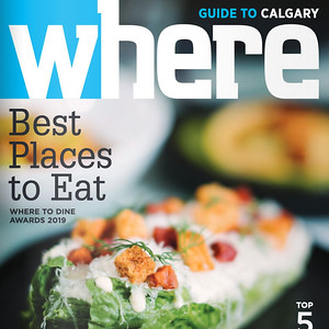2019 - Where to Dine Awards