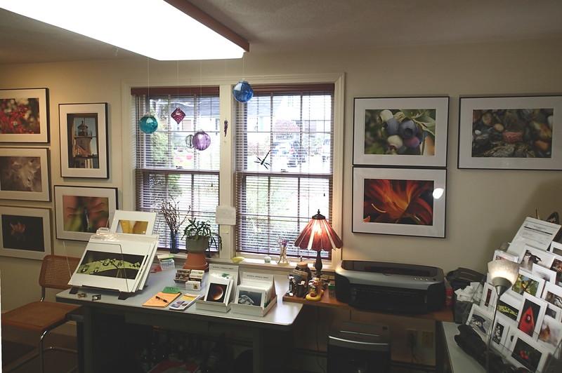 Main  Studio  - Room I  front