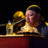 Art Neville with The Neville Brothers in New Orleans, 2012