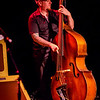Tilt-a-Whirl Band - Billy Horton on the upright bass