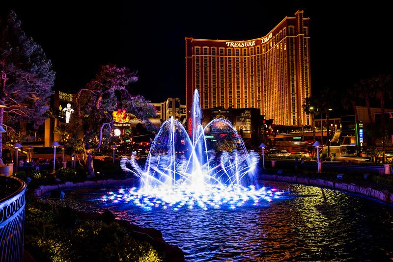 The Encore Fountain