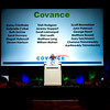 There was a time when Covance sent zero people to the conference.