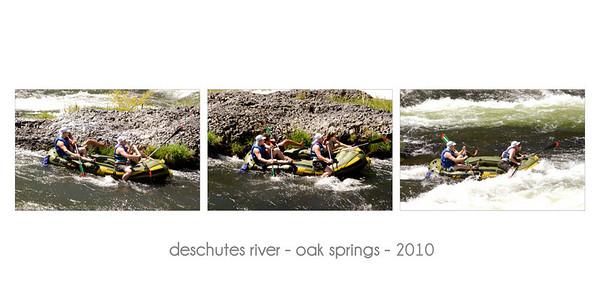 7/11/10 - oak springs - boat 1 - run 1