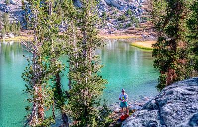 Hiking the Sierras