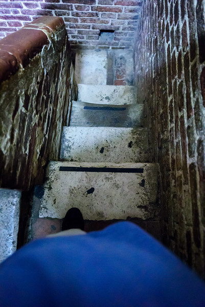 The Steps in the Torre
