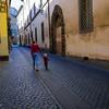 Orvieto Side Street