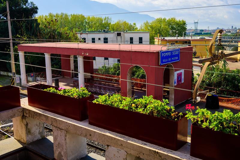 Sorrento Train Station