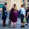 Talking to the Carabinieri