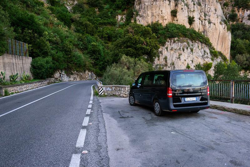 The Beast vs. the Amalfi Coast Drive