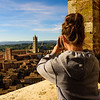Capturing the View from Torre del Mangia