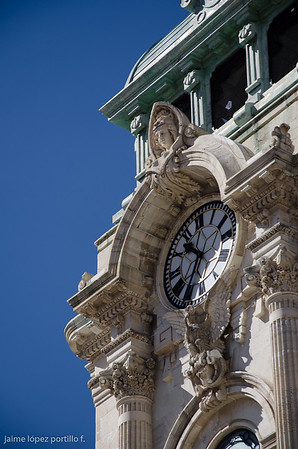 El reloj. Pachuca, Hidalgo