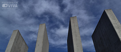 Nubes y concreto