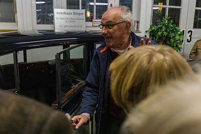 Führung durch Merks Motor Museum