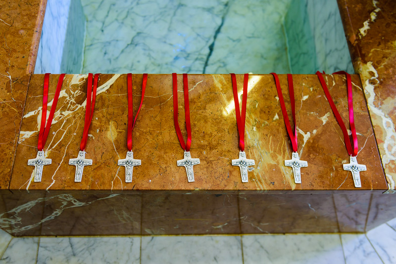Crosses for the Confirmation Class