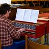 Charles Lovekin At the Harpsichord