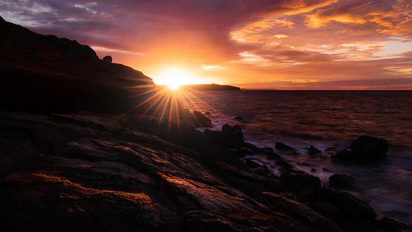 Mersey Bluff Sunset 2