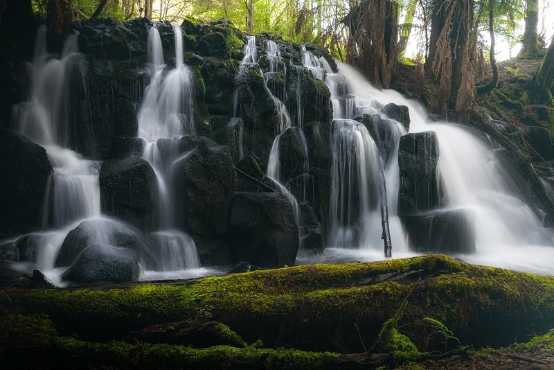Upper Cam Falls - 2