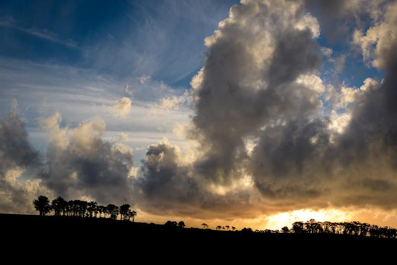 Don Farmland Sunset - 1