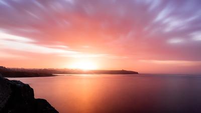 Mersey Bluff Sunset 1