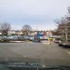 Arriving at the boat repair yard in West Baltimore