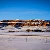 Moving West across South Dakota